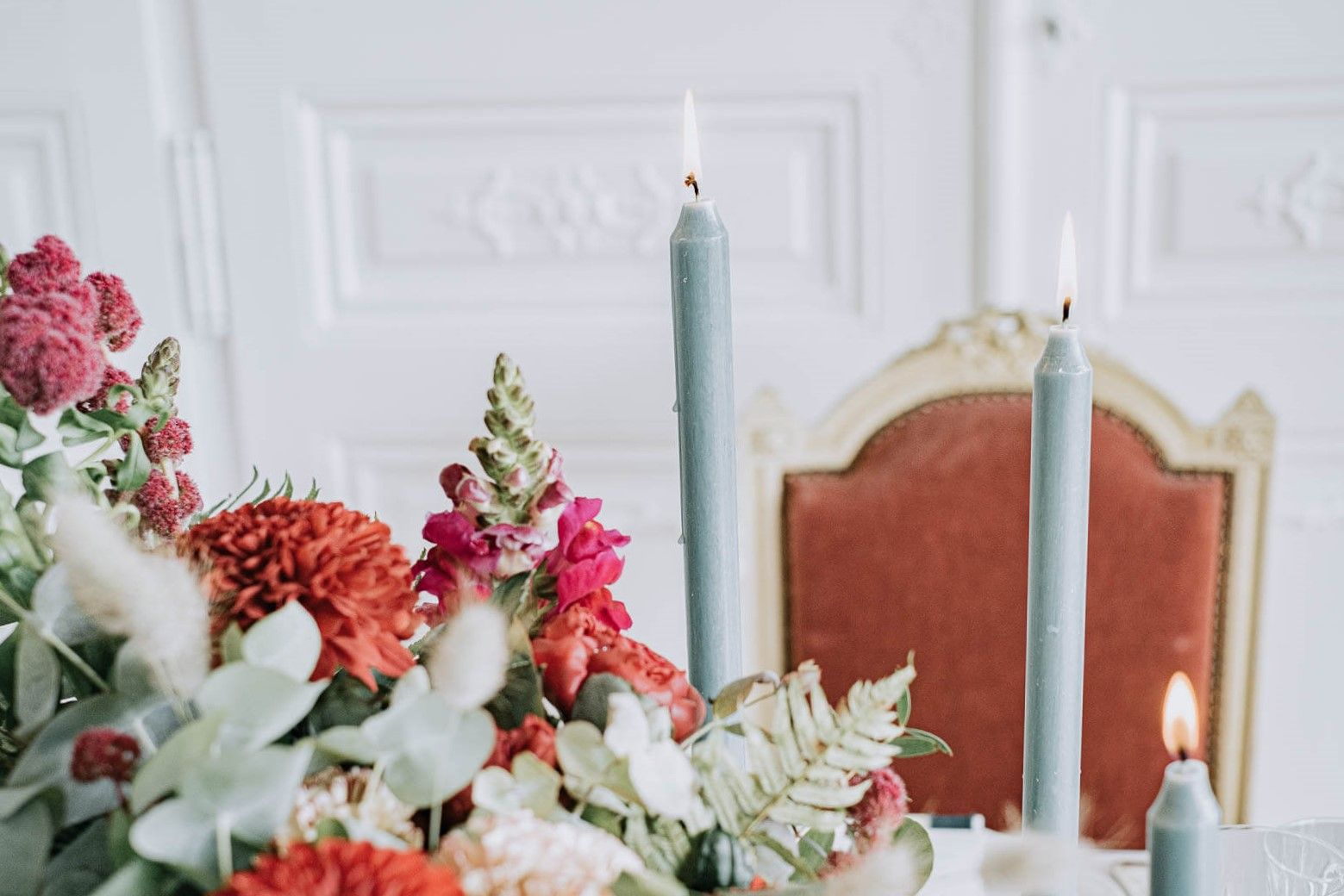 decoration-table-bougie-mariage