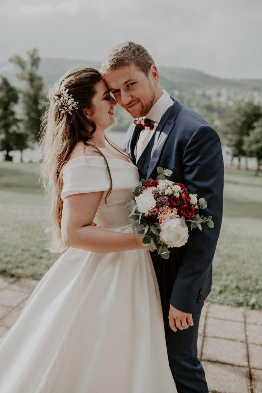 Jeunes-mariés-mariage-Vosges
