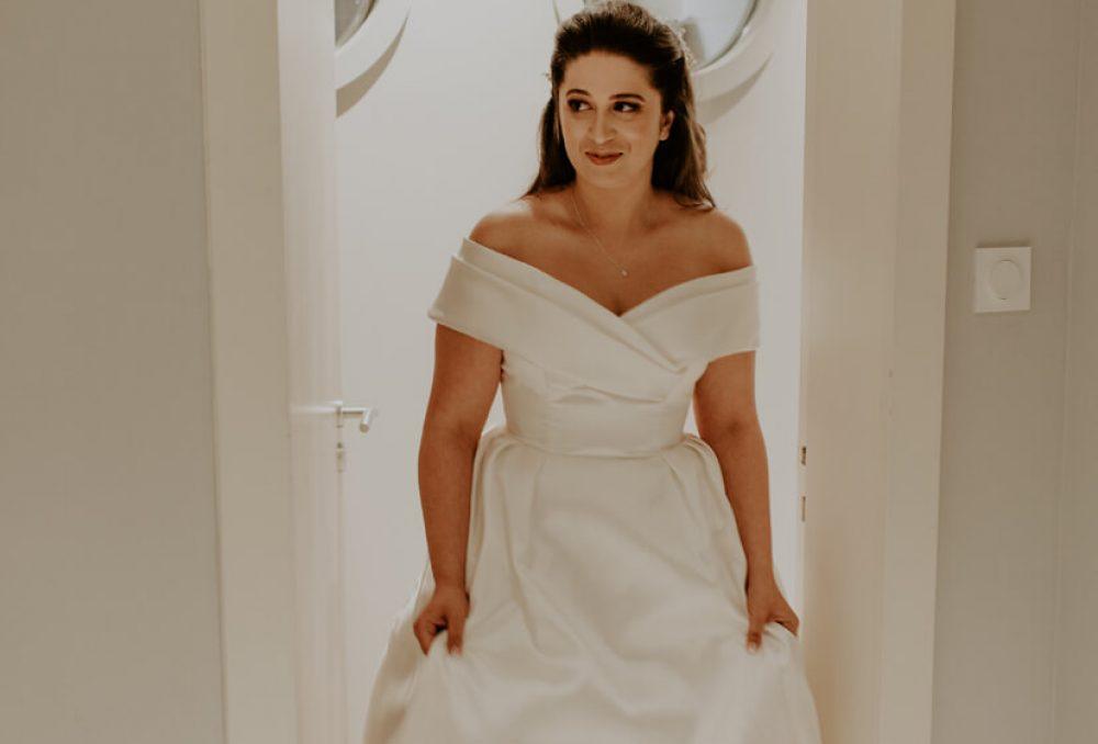 Mariage-jour-J-future-mariée-découverte-robe-mariée